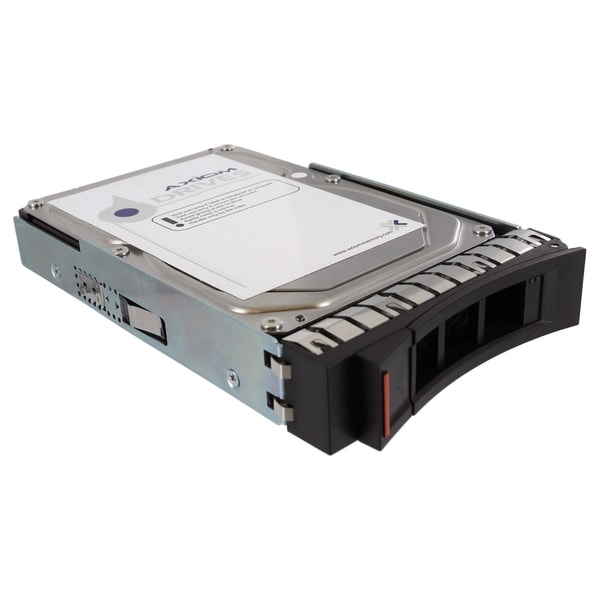 Axiom 4TB 6Gb/s SATA 7.2K RPM LFF Hot-Swap HDD for IBM - 49Y6002 (FRU