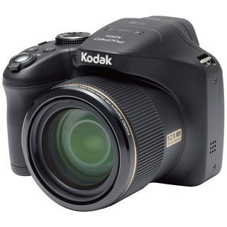 Kodak PIXPRO AZ526 16.4 Megapixel Bridge Camera - Black