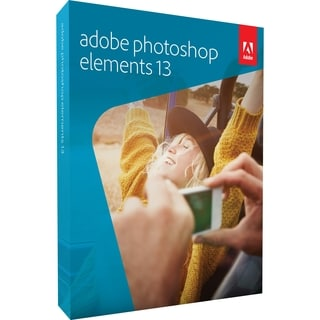 Adobe Photoshop Elements v.13.0 - 1 User