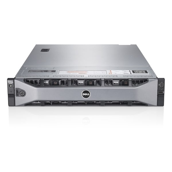 Dell PowerEdge R720 2U Rack Server - 2 x Intel Xeon E5-2640 v2 Octa-c
