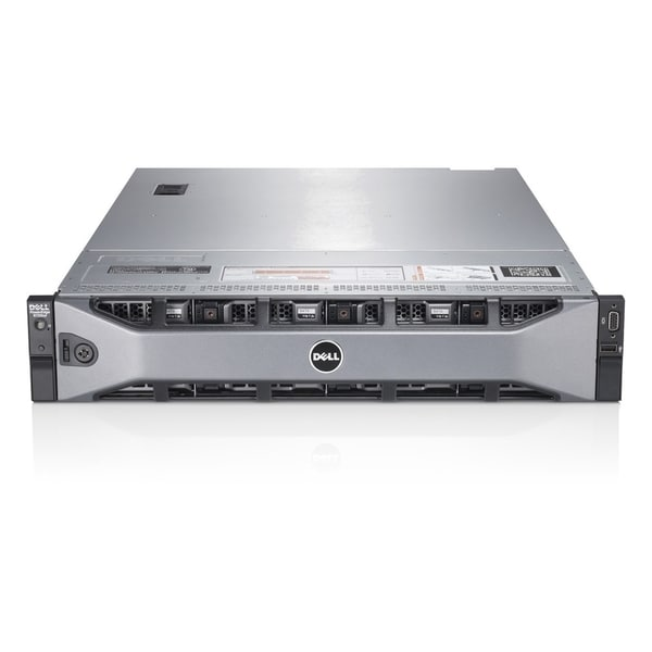 Dell PowerEdge R720 2U Rack Server - 2 x Intel Xeon E5-2640 Hexa-core