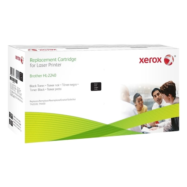 Xerox Toner Cartridge - Replacement for Brother (TN-2220) - Black