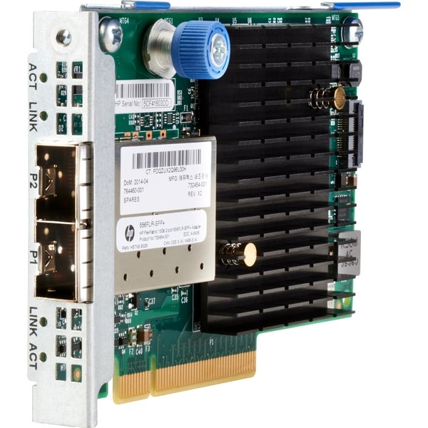 HP FlexFabric 10Gb 2-port 556FLR-SFP+ Adapter