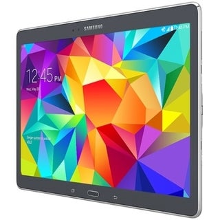 "Samsung Galaxy Tab S SM-T807A 16 GB Tablet - 10.5"" - Wireless LAN - A"