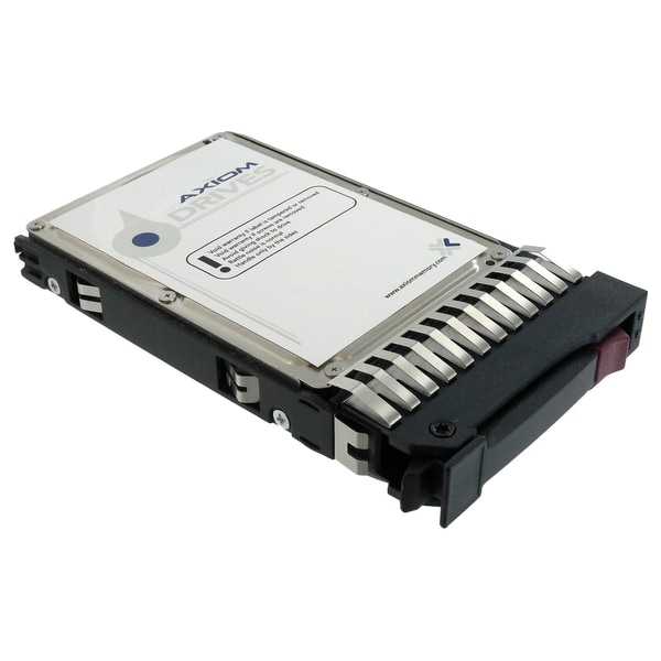 Axiom 600GB 6Gb/s SAS 10K RPM SFF Hot-Swap HDD for HP - C8S58SB