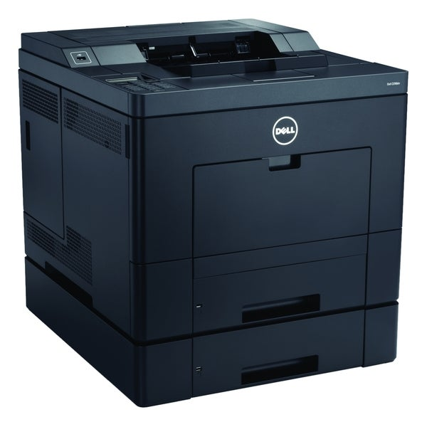 Dell C3760DN Laser Printer - Color - 600 x 600 dpi Print - Plain Pape