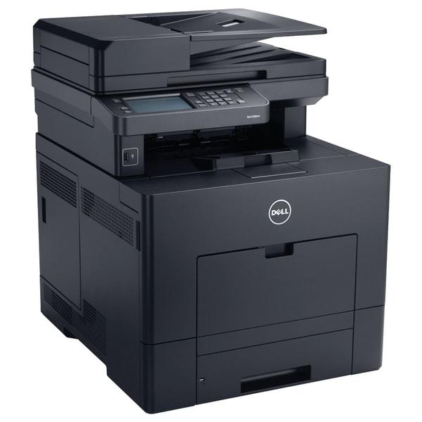 Dell C3765DNF Laser Multifunction Printer - Color - Plain Paper Print