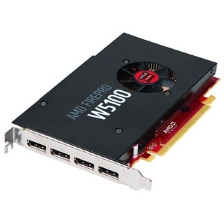 AMD FirePro W5100 Graphic Card - 930 MHz Core - 4 GB GDDR5 SDRAM - PC