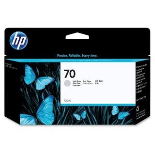 HP 70 Light Gray Ink Cartridge
