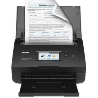 Brother ADS2500WE Sheetfed Scanner - 600 dpi Optical