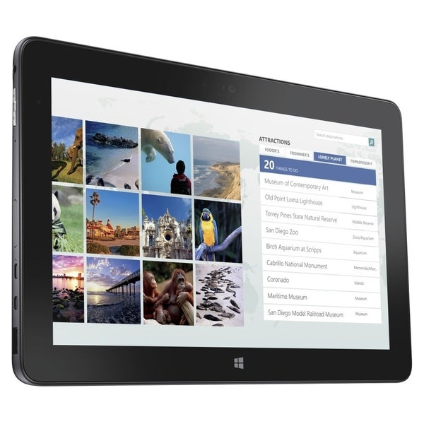 "Dell Venue 11 Pro 7000 7140 Tablet PC - 10.8"" - In-plane Switching (I"