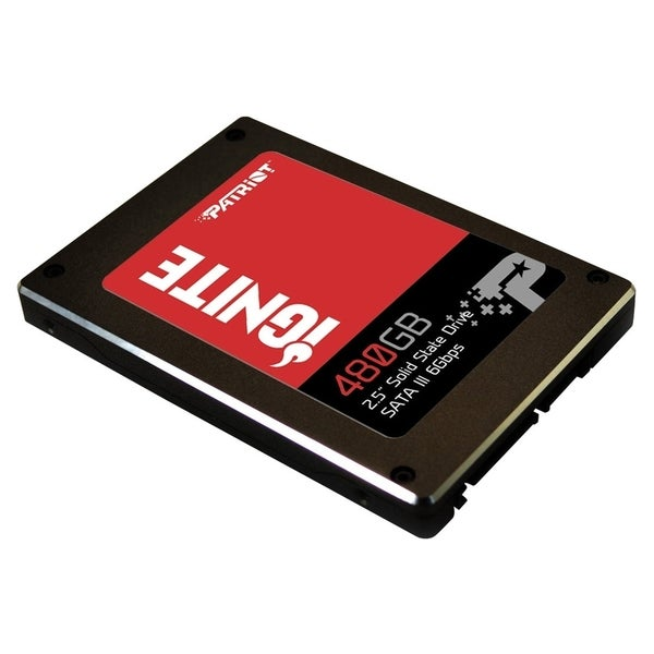 "Patriot Memory 480 GB 2.5"" Internal Solid State Drive"
