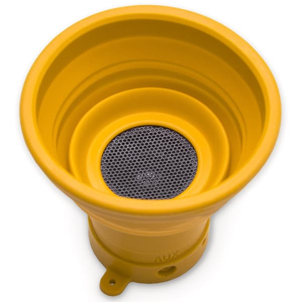 X-Horn Collapsible Portable Bluetooth Speaker