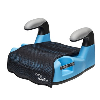 Evenflo Cameron Amp Graphics No-Back Booster Car Seat