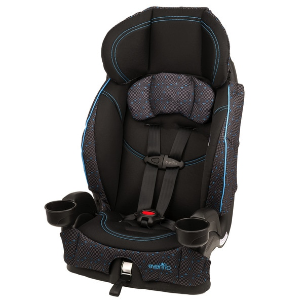 Evenflo Aqua Optical Chase LX Booster Car Seat