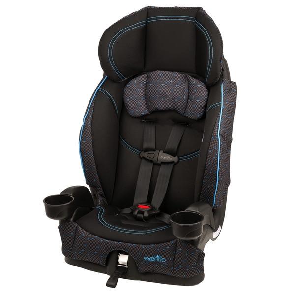 Evenflo Aqua Optical Chase LX Booster Car Seat