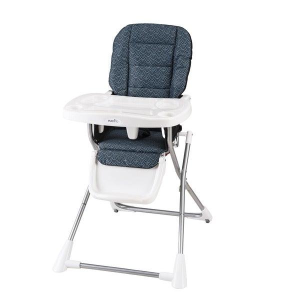 evenflo koi compact fold high chair 17066987 overstock