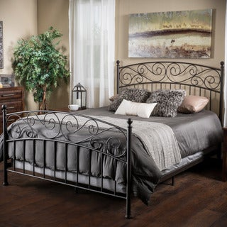 Christopher Knight Home Gardenia King Bed Frame