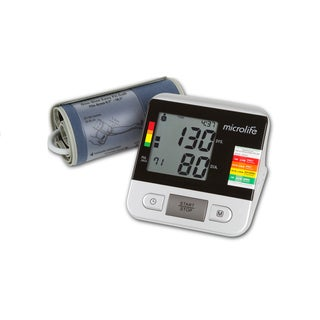 Microlife Deluxe Upper Arm Blood Pressure Monitor for 2 Users