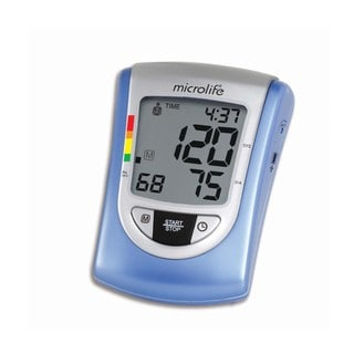 Microlife Deluxe Upper Arm Blood Pressure Monitor for 2 users and 99 memories BP3NQ1-4W