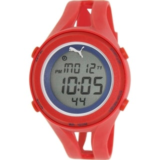 Puma Men's Air PU911171002 Red Resin Quartz Watch