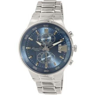 Kenneth Cole Men's KC9346 Stainless Steel Quartz Watch