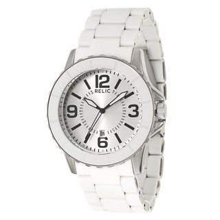 Relic by Fossil Men's ZR12091 'Belport' Stainless Steel Quartz Watch