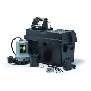 ECO-FLO EBBS Eco-One Water Pump Battery Back-up and Inverter