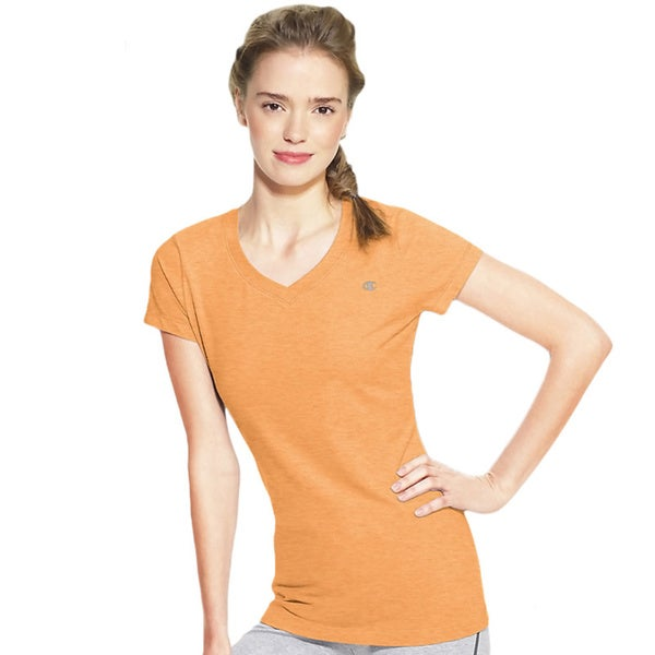 Champion Women's PowerTrain Power Cotton Tee 14909778