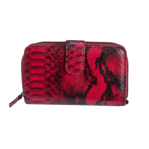 Mundi All-In-One Snake Pattern - Red