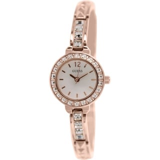 Guess Women's U0429L3 Rose Goldtone Stainless Steel Quartz Watch