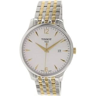 Tissot Men's Tradition T063.610.22.037.00 Stainless Steel Swiss Quartz Watch