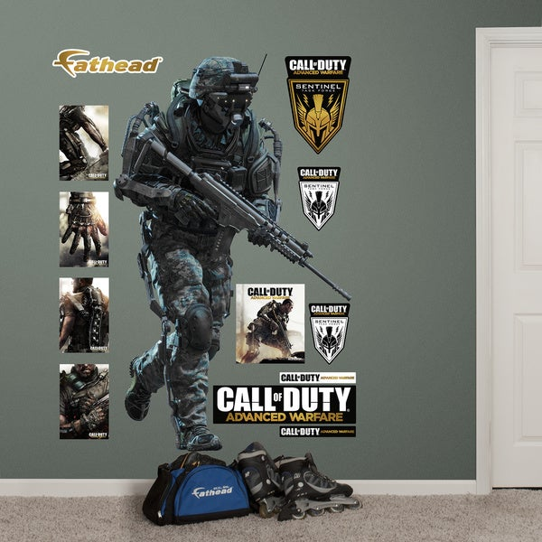 Fathead Marine - Call of Duty: Advanced Warfare Wall Decals