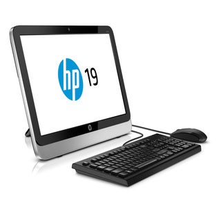 HP 19-2100 19-2113w All-in-One Computer - Refurbished - Intel Celeron