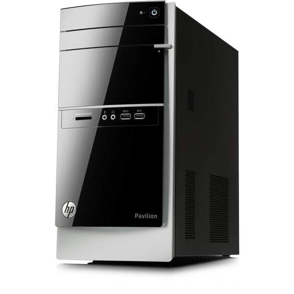 HP Pavilion 500-270PC 3.40GHz Intel Core i3 8GB RAM 1TB HDD Windows 8.1 Desktop Computer (Refurbished)