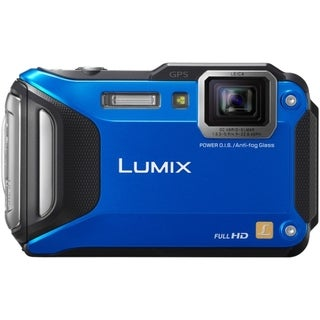 Panasonic Lumix TS6 16 Megapixel Compact Camera - Blue