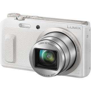 Panasonic Lumix DMC-ZS45 16 Megapixel Compact Camera - White