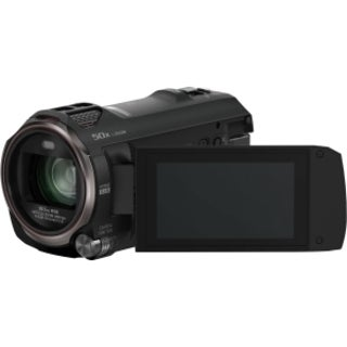 "Panasonic HC-V770 Digital Camcorder - 3"" - Touchscreen LCD - MOS - Fu"