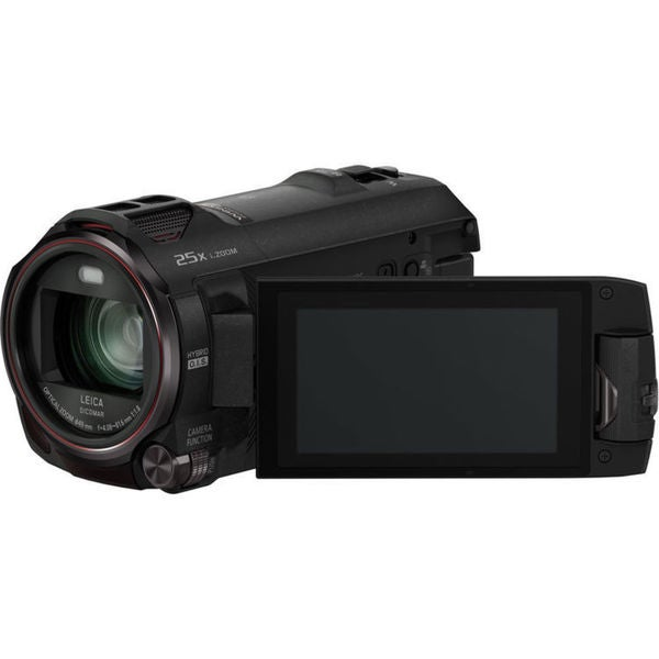 "Panasonic HC-WX970 Digital Camcorder - 3"" - Touchscreen LCD - MOS - 4"