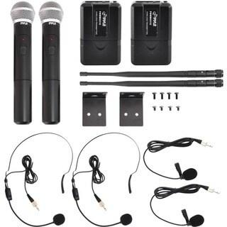 PylePro Premier PDWM4310 Wireless Microphone System