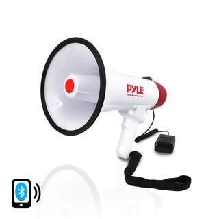 Pyle PMP42BT Bluetooth Megaphone Bullhorn w/ Aux 3.5mm