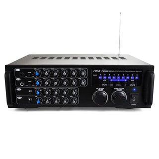 PylePro PMXAKB1000 Amplifier - 1000 W RMS - 2 Channel