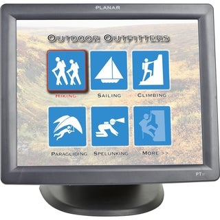 "Planar PT1700MX 17"" Edge LED LCD Touchscreen Monitor - 5:4 - 5 ms"
