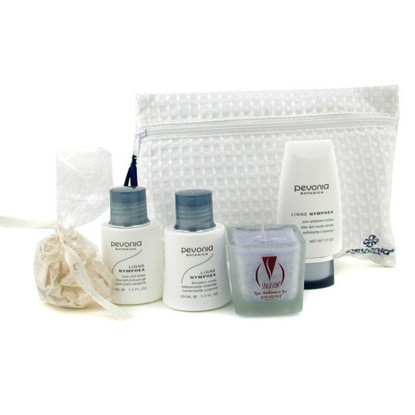 Pevonia Botanica Spa At Home Essentials Kit