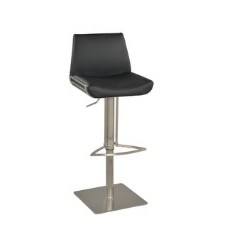 Christopher Knight Home Black Modern Pneumatic Stool
