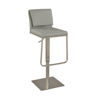 Christopher Knight Home Grey Contemporary Pneumatic Stool