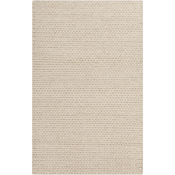 Hand-Woven Gerard Country Felted Wool Rug (5' x 7'6)