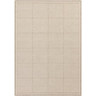Meticulously Woven Edmund Contemporary Wool Rug (9' x 12')