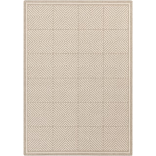 Meticulously Woven Edmund Contemporary Wool Rug (8' x 10')