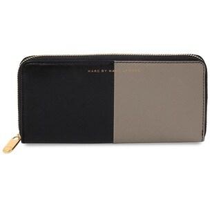 Marc by Marc Jacobs Soph Halfsies Slim Zip Wallet